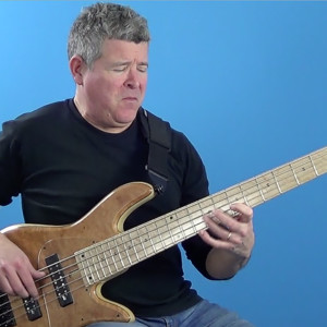 Advanced Bass: Playing over Minor II V Patterns