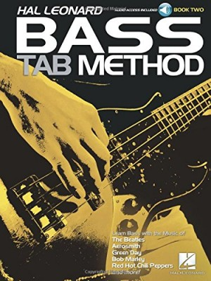 Bass Tab Method – Book Two