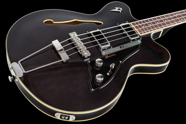 Bass of the Week: Duesenberg Guitars Fullerton Bass