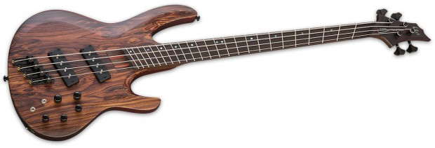 ESP LTD B-1004SE Multi-Scale Bass Angle