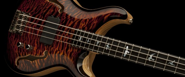 PRS Guitars Private Stock Hollowbody Bass 4
