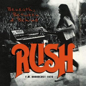 1975 Rush Live Recording Available as Import