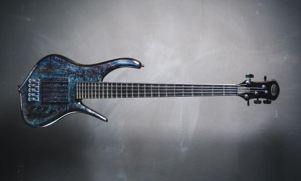 Tuli Bass 5-String Blue