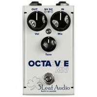 3Leaf Audio Introduces Octabvre Mini Octave Pedal