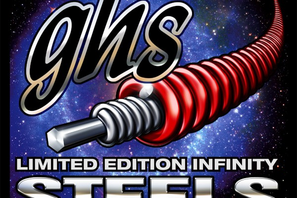 GHS Announces Limited Edition Infinity Steel Bass Strings