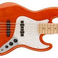 G&L Unveils USA JB-5 Bass