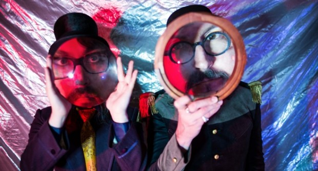 Sean Lennon and Les Claypool