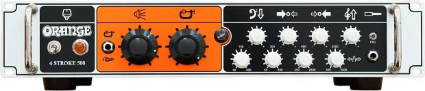 Orange Amplification 4 Stroke Bass Amplifier