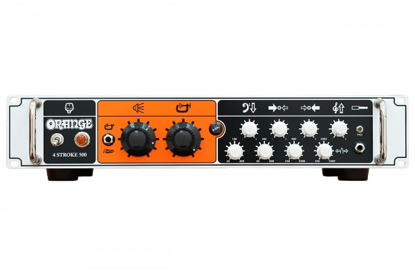Orange Introduces 4 Stroke Bass Amplifiers