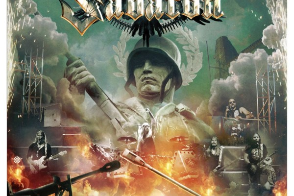 Sabaton Releases Live Package