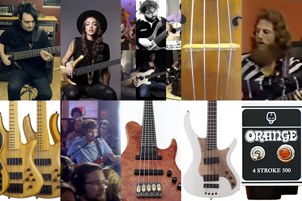 Weekly Top 10: Dirty Loops Returns, Alissia Benveniste Interview, New Bass Gear, Top Videos and More