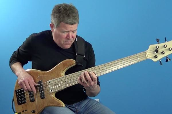 Advanced Bass: Stitt & Trane Blues