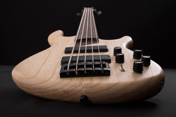 Cort Upgrades the B5 Plus AS Bass for 2016