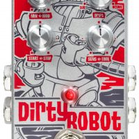 DigiTech Introduces Dirty Robot Stereo Mini-Synth Pedal