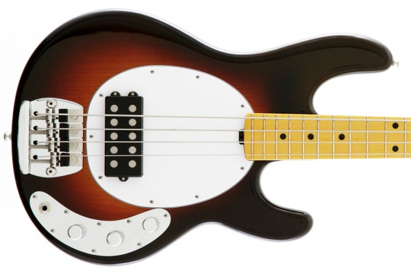 Ernie Ball Music Man 40th Anniversary StingRay Now Available for Pre-Order