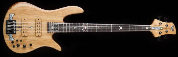 Fodera Masterbuilt 1 Arts and Crafts Bass