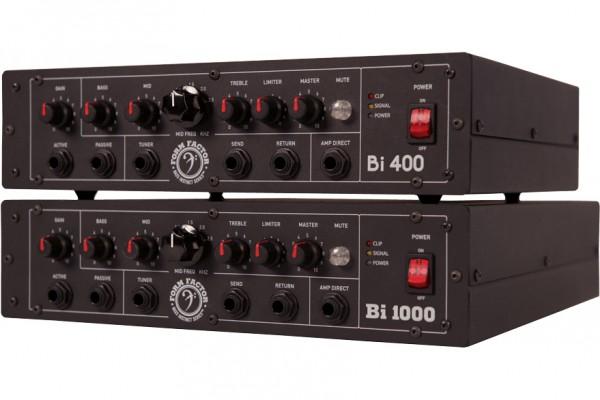 Form Factor Audio Launches Bi Bass Amplifier Series