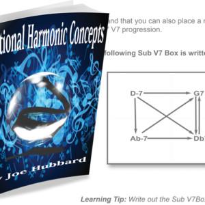 Joe Hubbard Authors Book on Functional Harmony