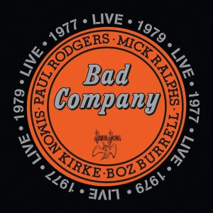 Previously Unreleased Bad Company Performances Available on Live Set