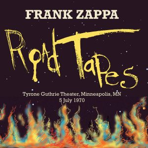 "Two Full 1970 Shows from Frank Zappa Released in ""Road Tapes"" Series"