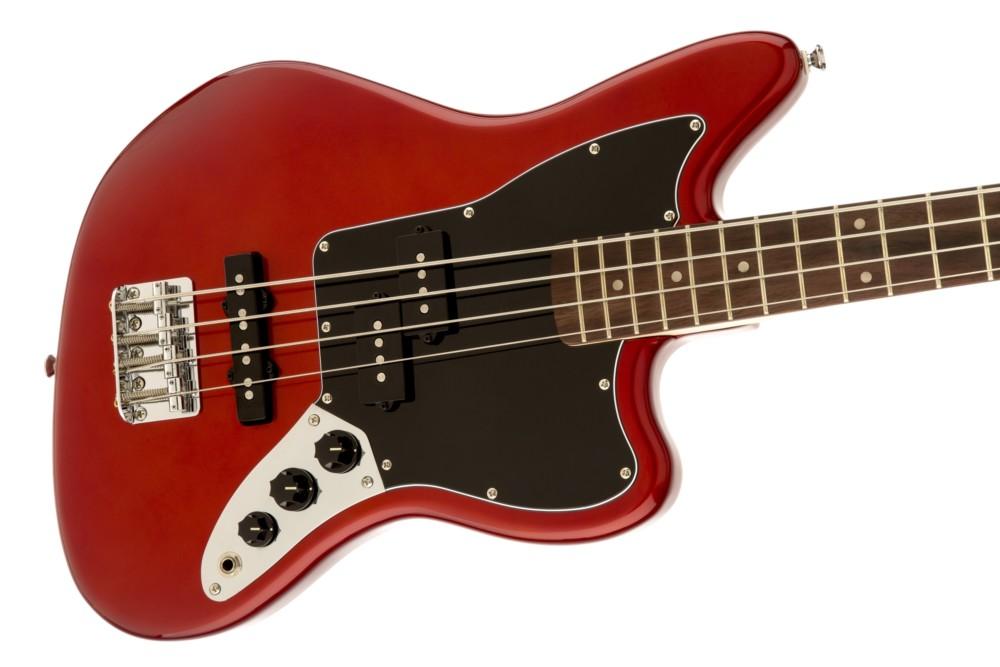 Squier jaguar bass special vintage modified: our hands-on review.