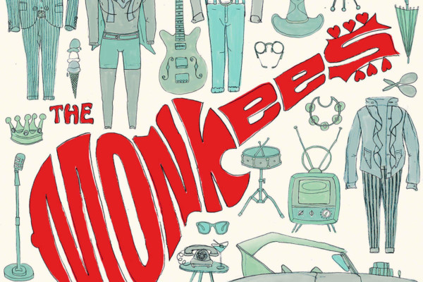 Fountains of Wayne Bassist/Songwriter Produces The Monkees' 50th Anniversary Release
