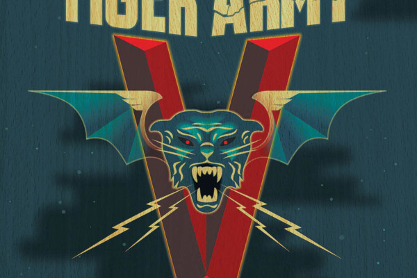 Tiger Army Enlists Nashville Bassist Extraordinaire for Latest Album