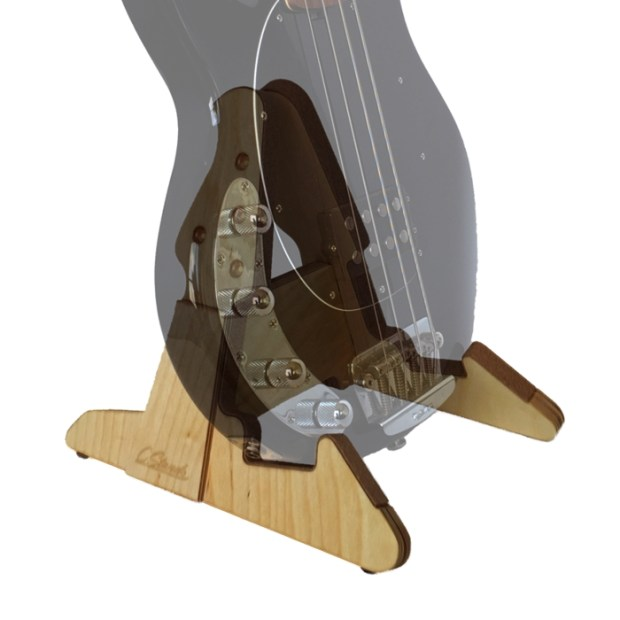 CStands Model BM with Electric Bass