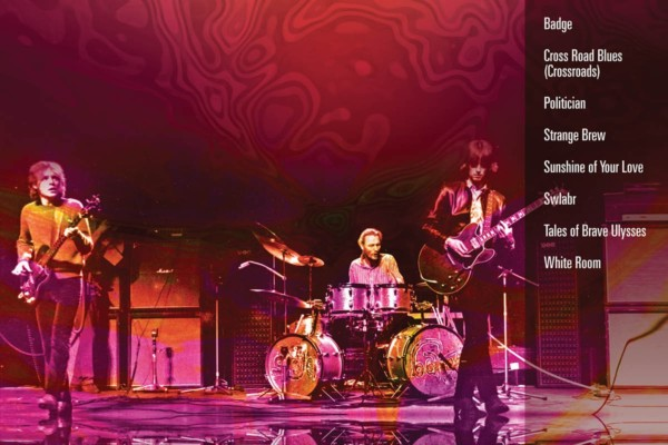 Cream Bass Play-Along Book Released