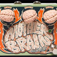 Dr. No Effects Announces MotherBrain Analog Delay