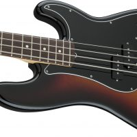 "Fender Unveils Limited Edition American Standard ""PJ"" Bass"