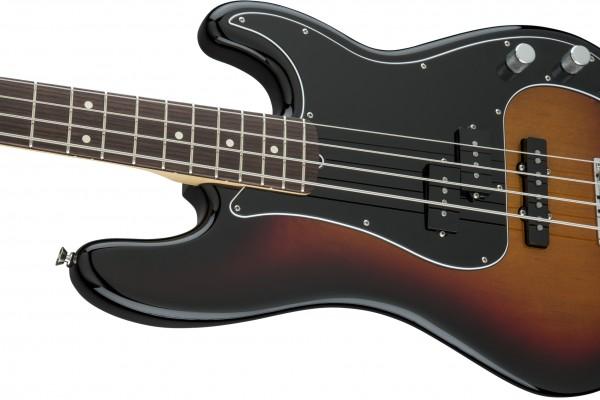 "Fender Unveils Limited Edition American Standard ""PJ"" Bass"