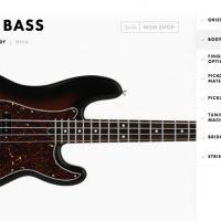 Fender Introduces The Mod Shop
