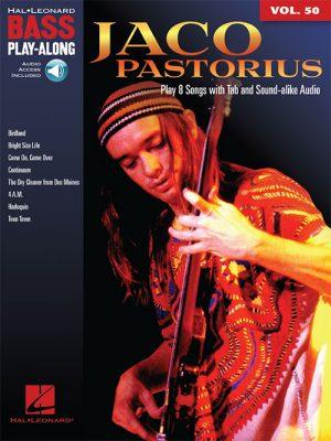 Jaco Pastorius Bass Play-Along