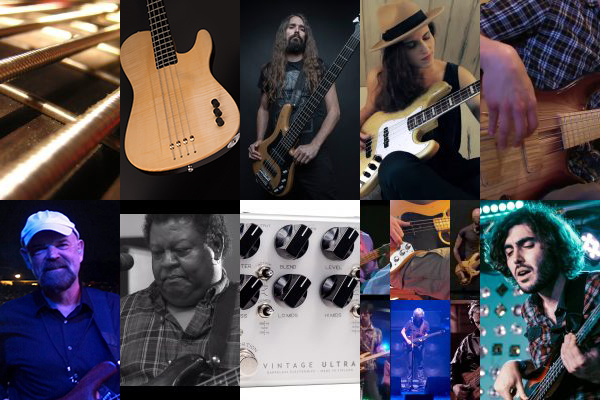 Weekly Top 10: String Gauge vs Speed, Brett Bamberger Interview, RIP Mike Chapman, Top Bass Videos, New Gear and More