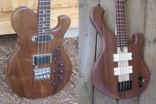 Birdsong Guitars Introduces Sparrow Bass and SD Curlee Phoenix