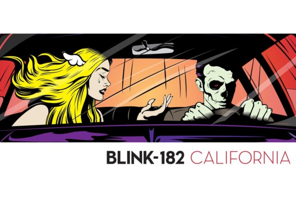 "Blink-182 Releases ""California"""