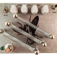 Fuzzrocious and Electro-Faustus Team Up for Greyfly Pedal
