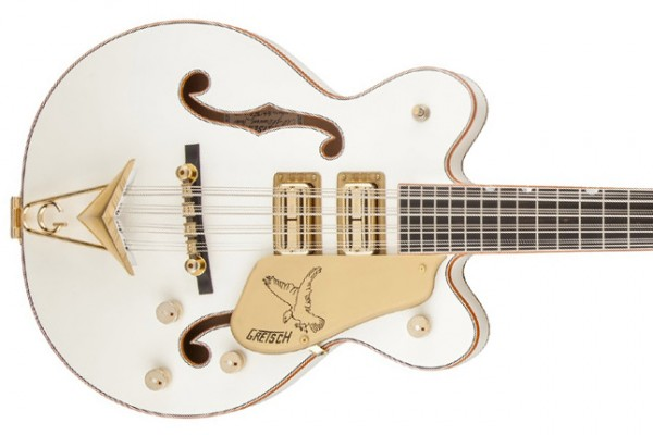 Gretsch Announces Tom Petersson 12-String and 4-String Signature Basses