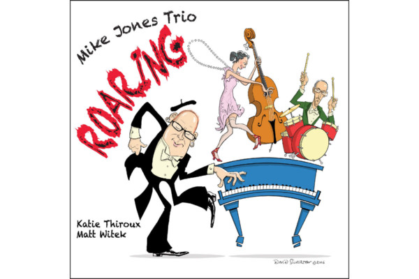 Katie Theroux Appears on Mike Jones Trio Album