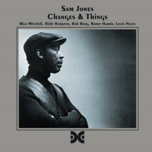 Sam Jones: Changes & Things