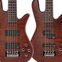 Spector Adds Walnut Stain Model to Legend Neck-Thru Series