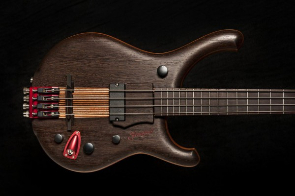 Stonefield Musical Instruments Introduces Freekbass Signature Model