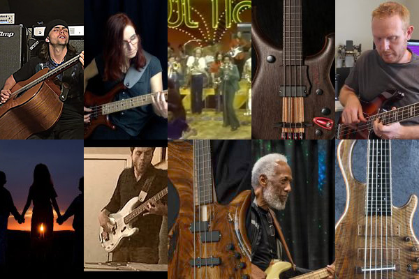 Weekly Top 10: Talking Triads, New Bass Gear, On Harmony, Chuck Rainey's Life in Music, New Videos and More