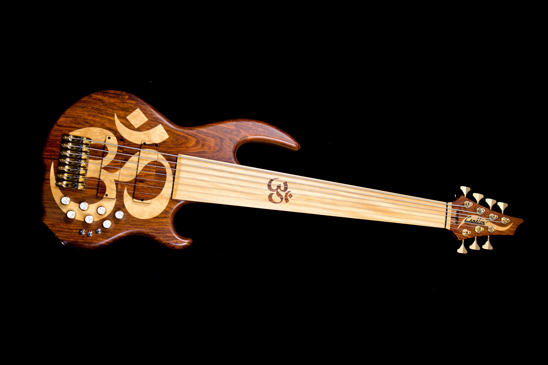 Conklin Guitars Jason Everett Signature OM Bass