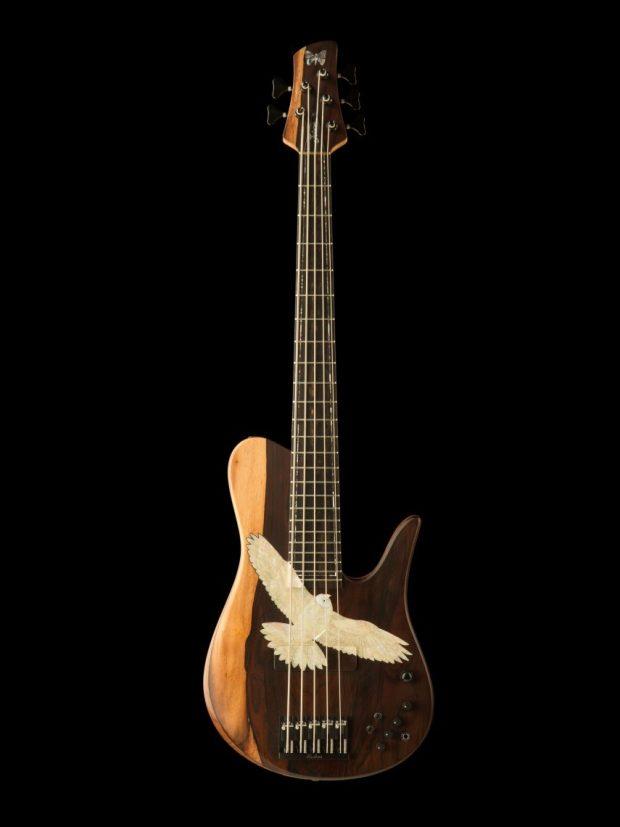 Fodera Masterbuilt Kestrel Bass