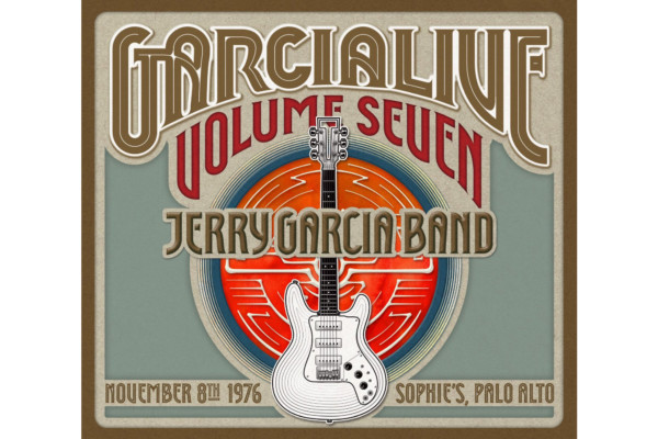 1976 Jerry Garcia Band Live Recording Released