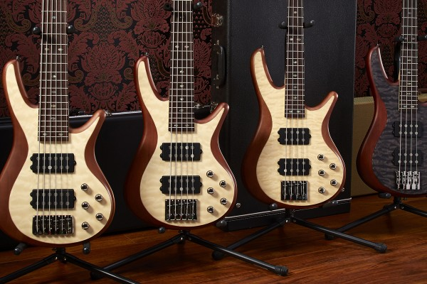 Mitchell Electric Guitars Launches Bass Lineup