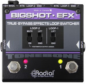 Radial Engineering Bigshot EFX