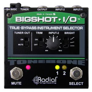 Radial Engineering Bigshot i/o Pedal
